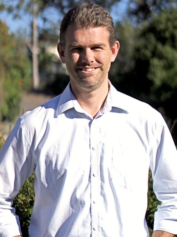 Pastor Steve Van Der Poel